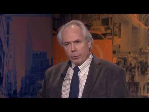 City Talk: Tom Robbins, Investigative Journalist, CUNY Graduate School of Journalism