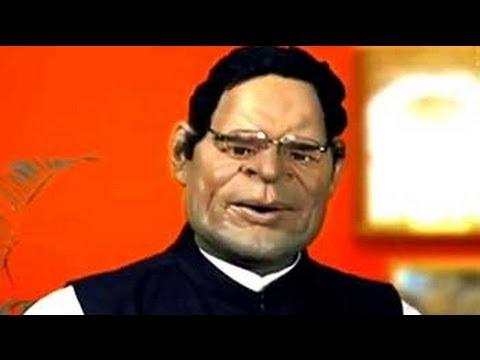 Tamasha team's re-enactment of Rahul Gandhi's interview