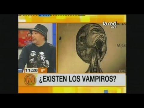 SALFATE | La Existencia de los Vampiros
