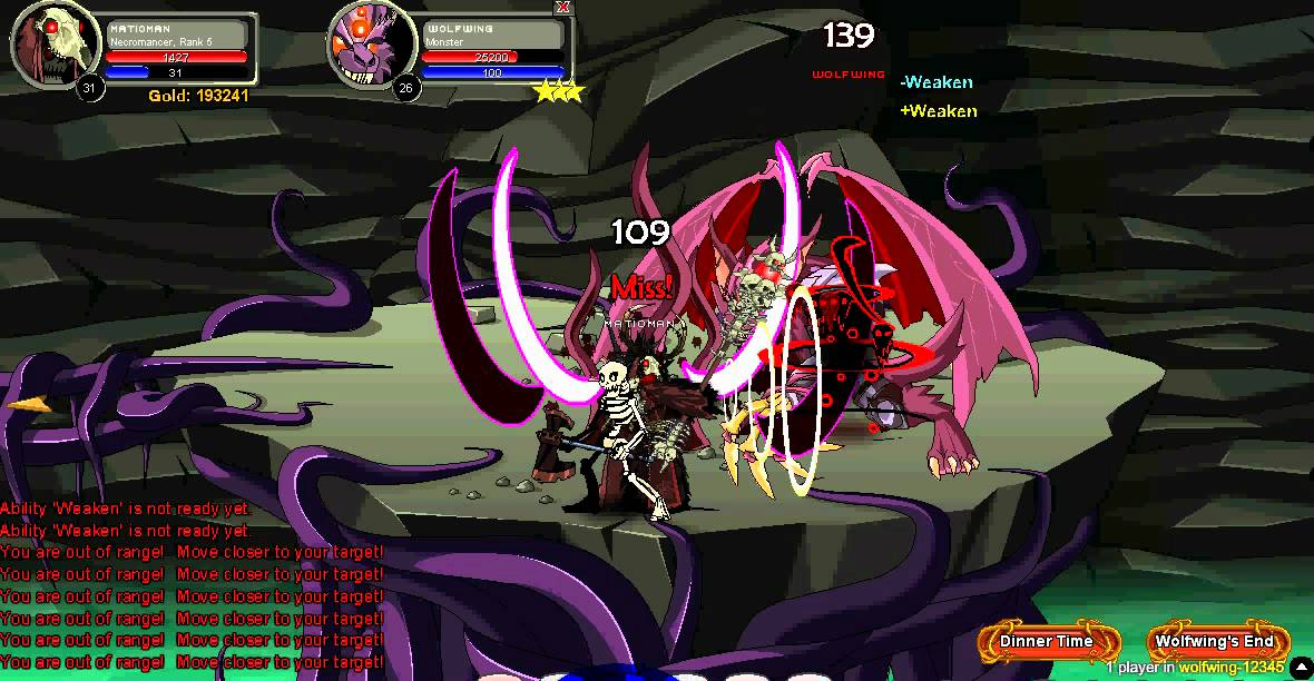 Wings Aqw Aqw Wolf Wing Solo