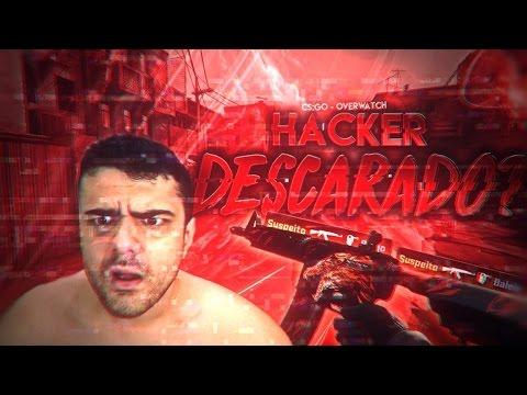 QUANDO O HACK É DESCARADO, A DENÚNCIA É SEM PENA!! - CS:GO Overwatch #01