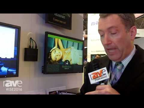 ISE 2016: Matrox Highlights Maevex Encoders and Decoders