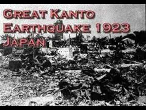 the great kanto earthquake According to smithsonian magazine, the great kanto earthquake was caused by a seismic fault line six miles below the floor of sagumi bay close to noon on september 1, 1923, a 60 square mile.