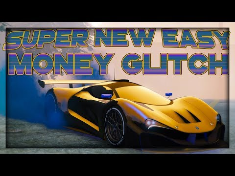 GTA 5 Online : Money Glitch 1.41 *UNLIMITED EASY* GTA 5 Money Glitch 1.41
