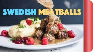Swedish Meatballs From Your Favourite Flat Pack Furniture Store!