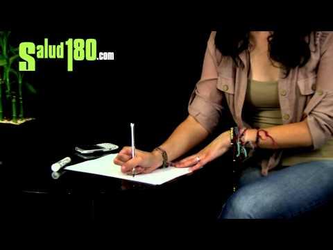 Grafoterapia ayuda a tomar desiciones