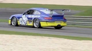 Racing's Future: The Porsche Young Driver Academy