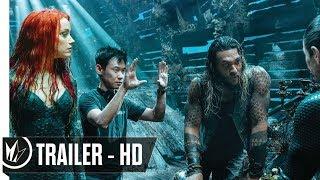 Aquaman Official Trailer (2018) -- Regal Cinemas