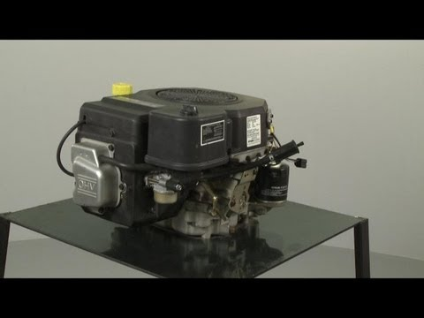 Kohler Single Cylinder Command Small Engine Disassembly