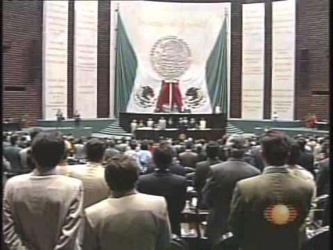México: La Historia de su democracia. 8 - Violencia y politica (1994)