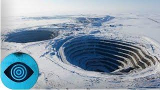 Liegt eine Stadt unter der Antarktis begraben?