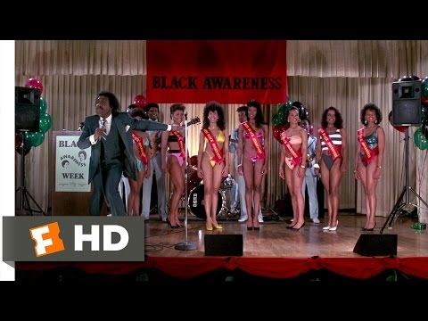 The Reverend Preaches About Girls - Coming to America (4/10) Movie CLIP (1988) HD