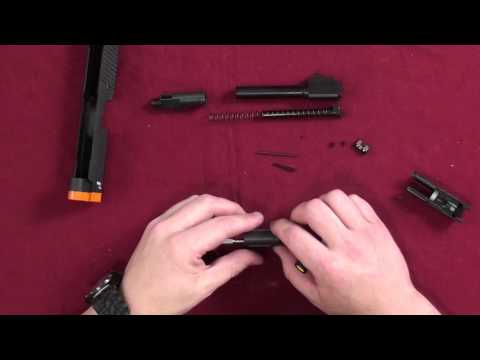 AEX Tech Tips Episode 27 - How to Replace the Loading Nozzle on a GBB