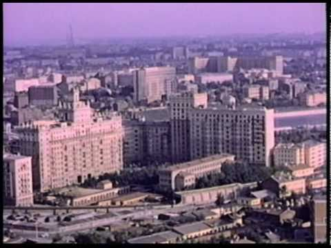 Ordinary Life in the USSR 1961