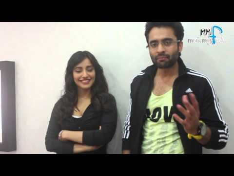 Jackky Bhagnani And Neha Sharma Promote Youngistaan At Yudh'14 video