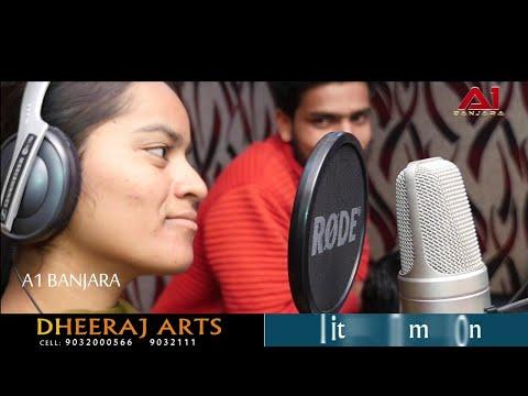 Dingallo Dinchakkare //Banjara DJ itam song singer Laxman jyothi rathod //A1BANJARA