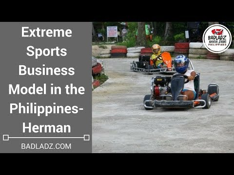 Extreme Sports Business Model - Herman