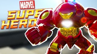 LEGO SABERTOOTH AND MAGNETO!| Lego Marvel Super Heroes Gameplay #4 (Kid Friendly Gaming FUN!)