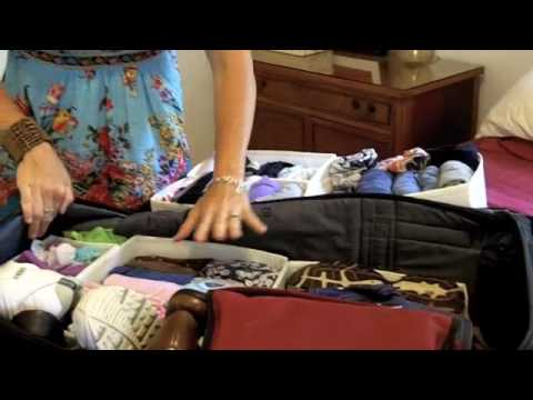 Get Simplifized! Pack Your Luggage Like A Pro Quick Tip