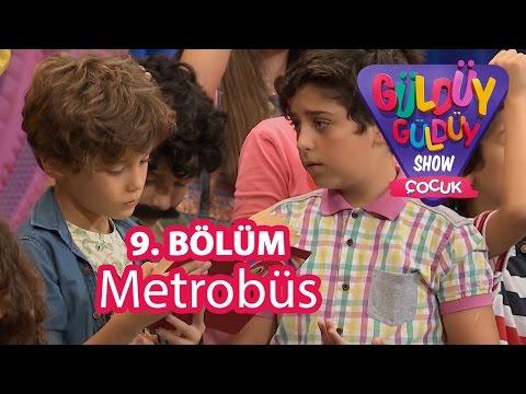 Güldüy Güldüy Show Çocuk 9. Bölüm, Metrobüs Skeci