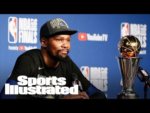 Would Kevin Durant Be Best Served Leaving Warriors? | SI NOW | Sports Illustrated