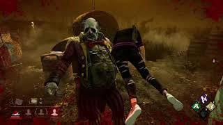 [Dead by Daylight] Claudete e Nea vs the clow