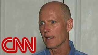 Rick Scott alleges rampant fraud in Florida