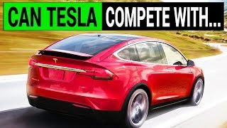 Can Tesla Compete in the Electric SUV Market with Model X?