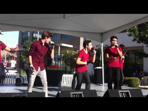 IM5 - Acapella The Way You Make Me Feel MJ cover || Austi