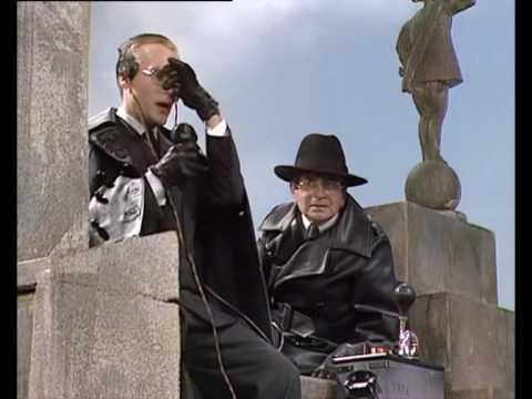Herr Flick Jams the Radio