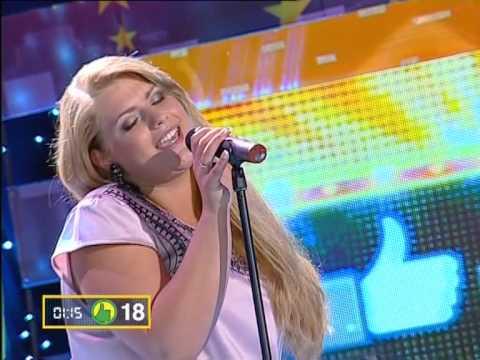 2011-10-07 - Magda @ 2 minutės šlovės