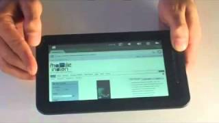 penta is701r tablet crash test