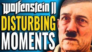 Most Disturbing Moments in Wolfenstein 2