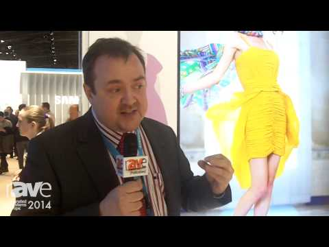ISE 2014: Samsung's Move Forward to 4K