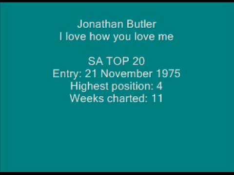 Jonathan Butler - I love how you love me.wmv
