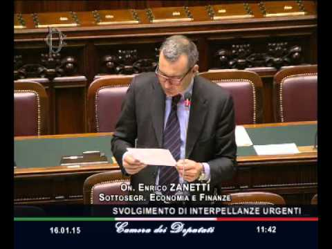 Roma - Camera - 17^ Legislatura - 34^ seduta (16.01.15)