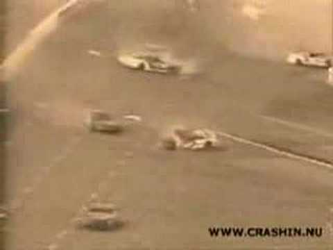 1995 NASCAR Russell Phillips Fatal crash  Veohcom