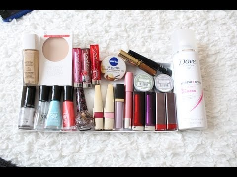 HUGE Drugstore Makeup Haul