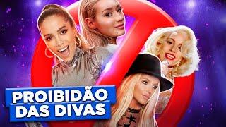 PROIBIDÃO DAS DIVAS: videoclipes banidos do pop | Diva Depressão