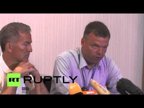 Ukraine: OSCE official says