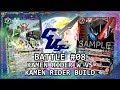Counting the sins of a winning formula - Kamen Rider W VS Kamen Rider Build