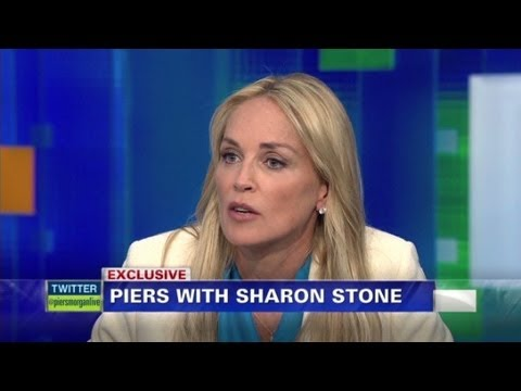 Sharon Stone on Miley Cyrus