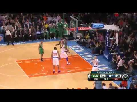 Boston Celtics Vs New York Knicks - NBA Playoffs 2013 Game 5 - Full Highlights 5/1/13
