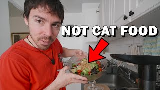 How To Make A Low Carb Salad That Doesn't Suck (Vegan Keto Recipe)