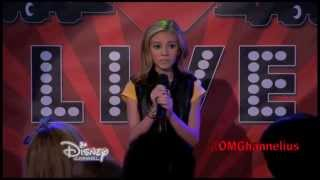 "Dog With A Blog - G Hannelius sings ""The Truck Stops Here"" on ""Will Sing For Food Truck"""