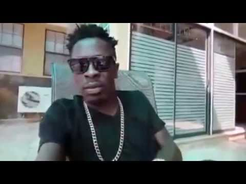 Kwaw Kese Arrested For Smooking Wee, Shatta Wale Cries video
