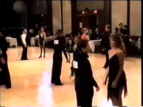Empire Dance Sport Championships - Aug. 2006 Clip 2: Samba, Cha Cha, Rhumba, Swing