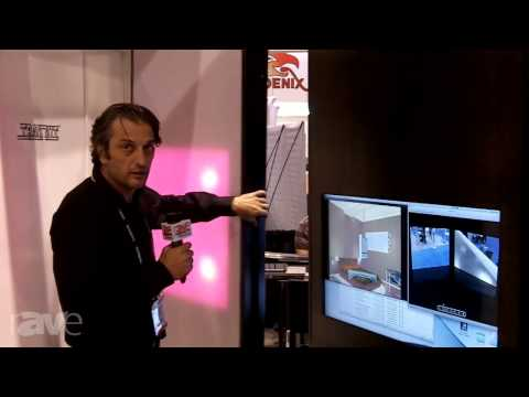 InfoComm 2013: Trakkit Highlights The Wall System