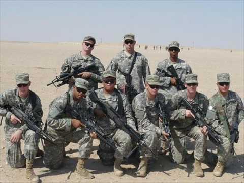 Army tribute Poem