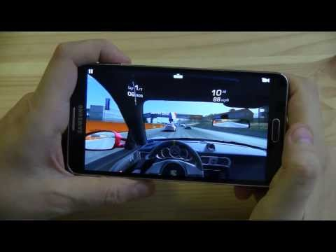 Samsung Galaxy Note 3 HD Gaming - Exynos 5420 Octa